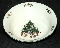 Salem China Whimsical Christmas Soup Cereal Bowls