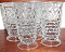 Colony Glass American Whitehall Clear Iced Tea Glasses