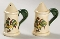 Metlox Poppytrail California Provincial Salt & Pepper Shaker Set