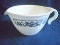 Corning Corelle Blue Onion Old Town Blue Hook Handle Creamer
