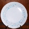Royal China Co Blue Heaven Bread Butter Plates