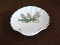 Royal Worcester Herbs Peppermint Shell Shaped Dish