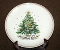 Salem China Christmas Eve Viktor Schreckengost Dinner Plates