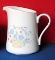 Corning Country Cornflower Creamer
