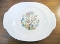 Salem China Indian Tree Handled  Platter