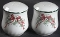 Corning  Corelle Callaway Holiday Salt Pepper Shaker Set