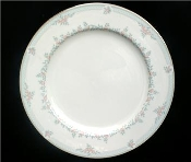 Pfaltzgraff Alexandra Bone China Dinner Plate