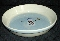 Hartstone Pottery Snow People Pie Baking Dish