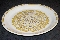 Franciscan Hacienda Gold Dinner Plates
