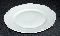 Peerless Bavaria White Embossed Luncheon Plates