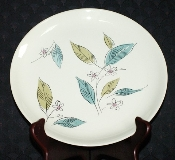 Salem China Biscayne Luncheon Plates