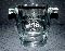 Detroit Pistons Executive Suite French Crystal Ice Bucket