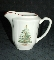 Farberware Stoneware Gingerbread Tree Creamer