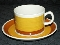 Gefle Swedish Porcelain Stina Demitasse Cup & Saucer Sets