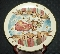 Boyds Bearware Pottery Bless Us All Dinner Plate