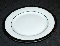 Nikko Fine China Black Tie Bread & Butter Plates