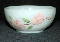 Fire King Gay Fad Hand Painted Apple Blossom Chili Bowls