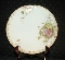 Upper Hanley Antique Porcelain Chrysanthemum Cabinet Plate
