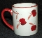 Dansk Hand Painted Bing Mugs
