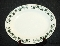 Homer Laughlin Brittany Sylvan Oval Serving Platter