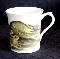 Queen's Bone China Horchow Audubon Collection Rabbit Mug