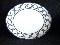 Pottery Barn Classic Blue & Green Chain Dinner Plates