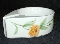 Michael Lax Bone China Dewdrop Mikasa Nature's Garden Ashtray