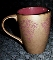 PTS International 222 Fifth Henna Plum Tall Mugs