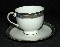 Mikasa Bone China Imperial Manor Cup & Saucer Sets