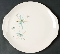 Salem China Retro Atomic North Star Cake Plate