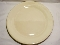 Taylor Smith & Taylor Lu-Ray Pastels Persian Cream Chop Plate