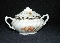Royal China Co. 1940's California Morn Covered Sugar Bowl