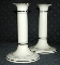 Lenox Charleston Pillar Candlestick Pair