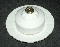 Royal Albert Bone China Val D'Or Round Covered Butter Dish