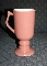 Hall China Mauve Irish Coffee Mugs Number 1273
