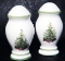 Radko Holiday Celebrations Christmas Tree Shaker Set