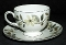 Wedgwood Bone China Beaconsfield Cup & Saucer Sets