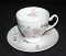 Royal Grafton Pink Day Lily Bone China Cup & Saucer Sets