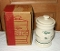Longaberger Pottery Woven Traditions Green Thyme Spice Jar