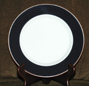 Dansk Cafe Normandy Accent Luncheon Plates