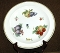 Wedgwood Fruit Sprays Croft Rim Shape Dinner Plates