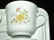 Corning Corelle Meadow Four Cup Set Original Box