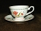 Sango Country French Dijon Cup Saucer Sets