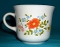 Corning Corelle Wildflower Spring Bouquet Cups