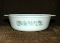 Fire King Royal China Retro Blue Heaven Casserole