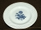 Wedgwood Blue Rose Ironstone Dinner Plates