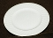 Aynsley White Swirl Ironstone Dinner Plates