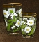 Libbey Spring Daisy Trimmed Safedge Tumblers