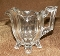 Indiana Glass Quadruped aka Fluted Colonial Creamer