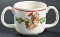 Mikasa Trim The Tree Child's Two Handled Mug
